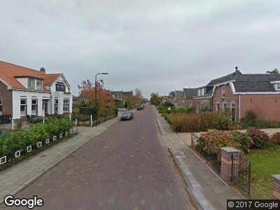 Omgevingsvergunning Hofstraat  Oud-Vossemeer