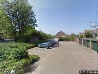 Fresiastraat 16, Katwijk - Het verwijderen van de draagmuur tussen de keuken en de huiskamer