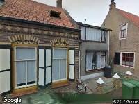 Verleende omgevingsvergunning, het uitbreiden van een woning, Poortvliet