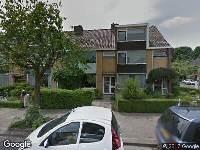 Afgehandelde omgevingsvergunning, het bouwen van een berging,   Parsifaldreef 1 te Utrecht, HZ_WABO-17-05887