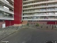 Gemeente Zwolle - gereserveerde gehandicaptenparkeerplaats - Spui 271