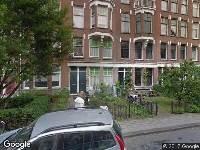 verleende vergunning Van Weelstraat  27B02