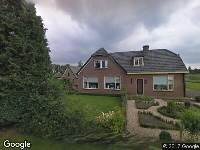 Holterveldseweg 1 in Hengelo (Gld), het slopen van een schuurtje en het saneren van asbest golfplaten