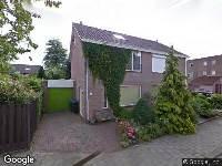 Verleende omgevingsvergunning, Van Pallandtmarke, bouw 12 woningen en kap 5 bomen (zaaknummer 17108-2017)