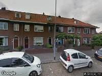 Verleende omgevingsvergunning, plaatsen van een dakkapel (voorzijde), Weerijssingel   37, Breda
