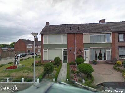 smerig wit slikken in de buurt Steenbergen