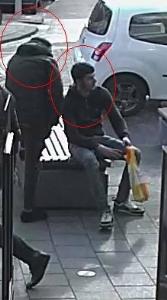 Verdachte poging overval geldloper Zwart Janstraat