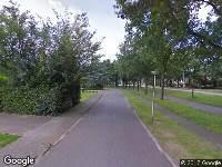 Brandweer naar Weteringpark in Zwolle