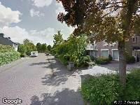 Ambulance naar Biezenkuilen in Veldhoven