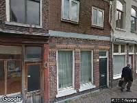 Brandweer naar Hoogstraat in Zwolle