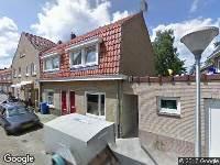 Brandweer naar Jan van Riebeekstraat in Zwolle