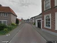 Ambulance naar Klappeijstraat in Oosterhout