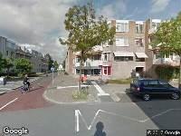 Politie naar Democratenlaan in Zwolle