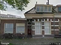 Brandweer naar Molenweg in Zwolle