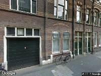 Brandweer naar Enkstraat in Zwolle