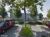 Ambulance naar Bruëlisstraat in Kapelle