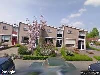 Ambulance naar Magnolialaan in Doesburg