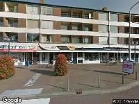 Ambulance naar Koningin Julianalaan in Katwijk