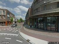 Ambulance naar Pastoor van Beugenstraat in Oisterwijk
