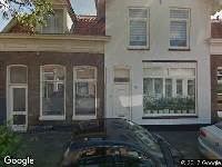 Brandweer naar Leidsestraat in Haarlem