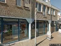 Ambulance naar Noordzeepassage in Katwijk