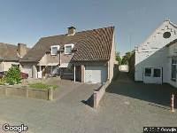 Ambulance naar Sint Josephstraat in Dongen