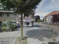 Politie naar Hortensiastraat in Zwolle