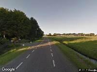 Brandweer naar Ordelseweg in Zwolle