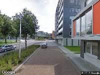 Politie naar Mozartlaan in Zwolle