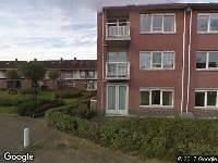 Ambulance naar Vinkeweg in Katwijk