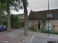 Ambulance naar Oosterhoutseweg in Breda