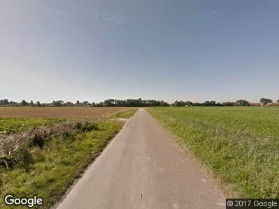 Ambulance naar van der Slikkeweg in Poortvliet