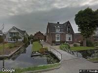 Ambulance naar Herenweg in Vinkeveen