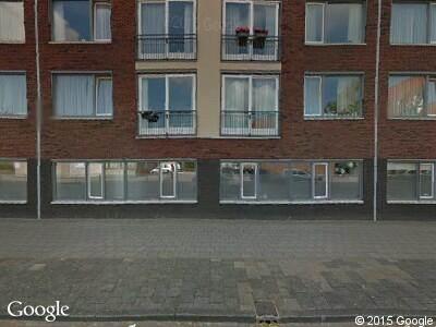 Brandweer naar Burgemeester Vos de Waelstraat in Zwolle
