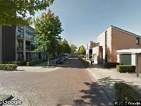 Ambulance naar Mimosalaan in Rijen