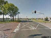 Brandweer naar Molentuinweg in Katwijk