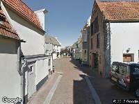 Ambulance naar Kloosterstraat in Doesburg