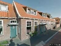 Ambulance naar Frankenstraat in Katwijk