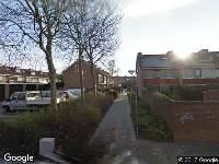 Brandweer naar Willem Alexanderplantsoen in Rijnsburg