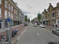 Brandweer naar Zijlweg in Haarlem