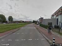 Brandweer naar Zenegroenkade in Haarlem