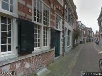 Ambulance naar Frankestraat in Haarlem