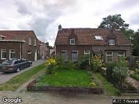 Ambulance naar Vincent van Goghstraat in Rijen