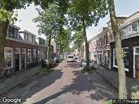 Ambulance naar President Steijnstraat in Haarlem
