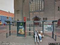 Ambulance naar Stoofsteeg in Haarlem