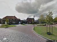 Ambulance naar Oude Lieshoutseweg in Sint-Oedenrode