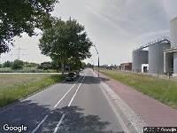 Ambulance naar Ambachtsweg in Nijmegen