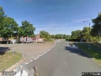 Ambulance naar Draaibrug in Aardenburg