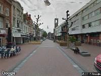 Brandweer naar Tollensstraat in Nijmegen