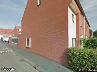 Brandweer naar Kleimos in Zwolle